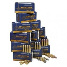 Magtech .22lfb HP HV Copper