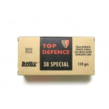 Fiocchi Top Defence Black Mamba 38 Special