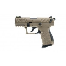 Walther P22Q FDE
