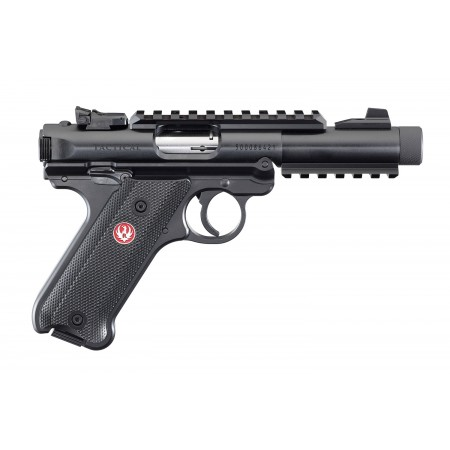 Ruger MKIV Tactical