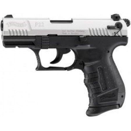 Walther P22 Bicolor